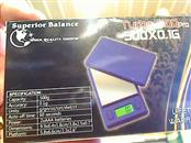 SUPERIOR BALANCE Scale TURBO-500